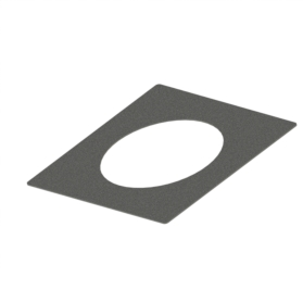 Trim Plate Flat SQ