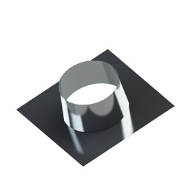 Flat Roof Plate for Twin Wall