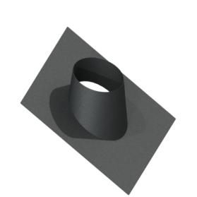 Adj Roof Plate (0-30° Matt Black)