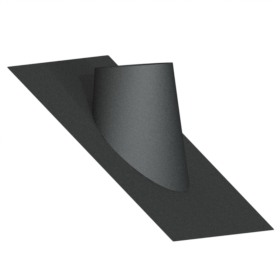 Adj Roof Plate (25-45° Matt Black)
