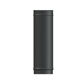 VP250mm Length single wall matt black